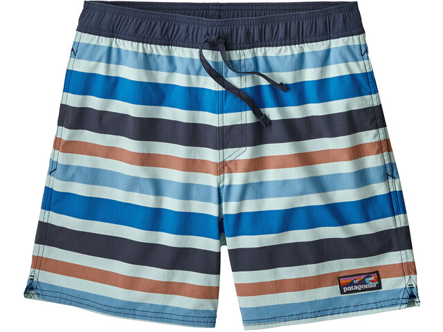 Patagonia Stretch Wavefarer Volley Shorts Herr water ribbons/atoll blue